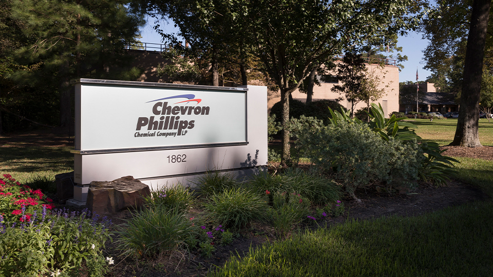 Chevron Phillips Chemical Kingwood Research and Technology Center (KRTC) in Kingwood, Texas