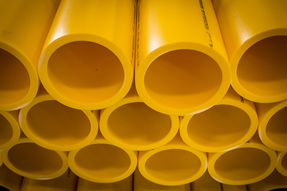 Chevron Phillips Chemical polyethylene pipes