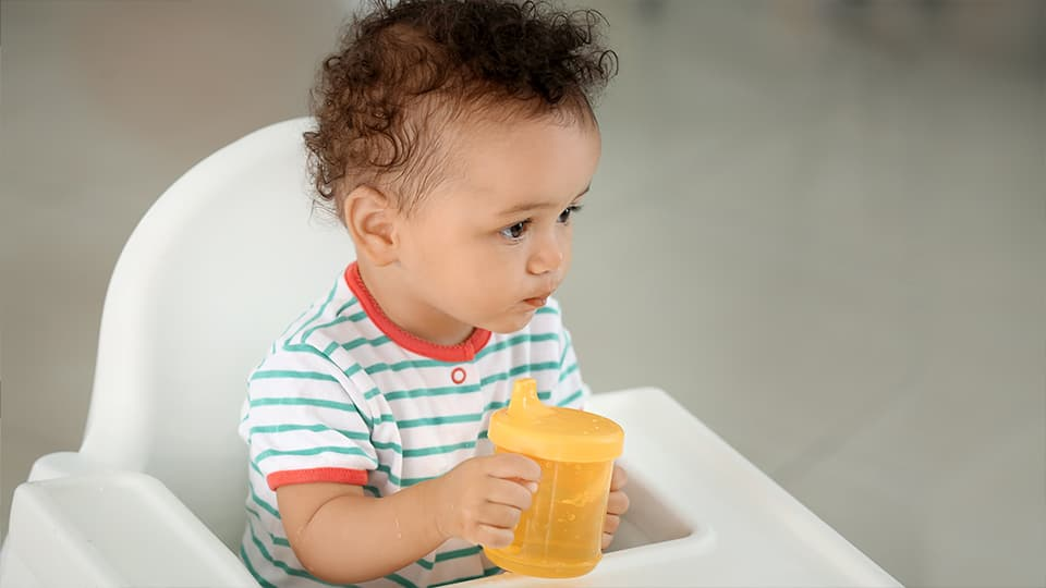Polyethylene products from Chevron Phillips Chemical are used in practical, everyday items such as high-chairs and spill-proof cups.