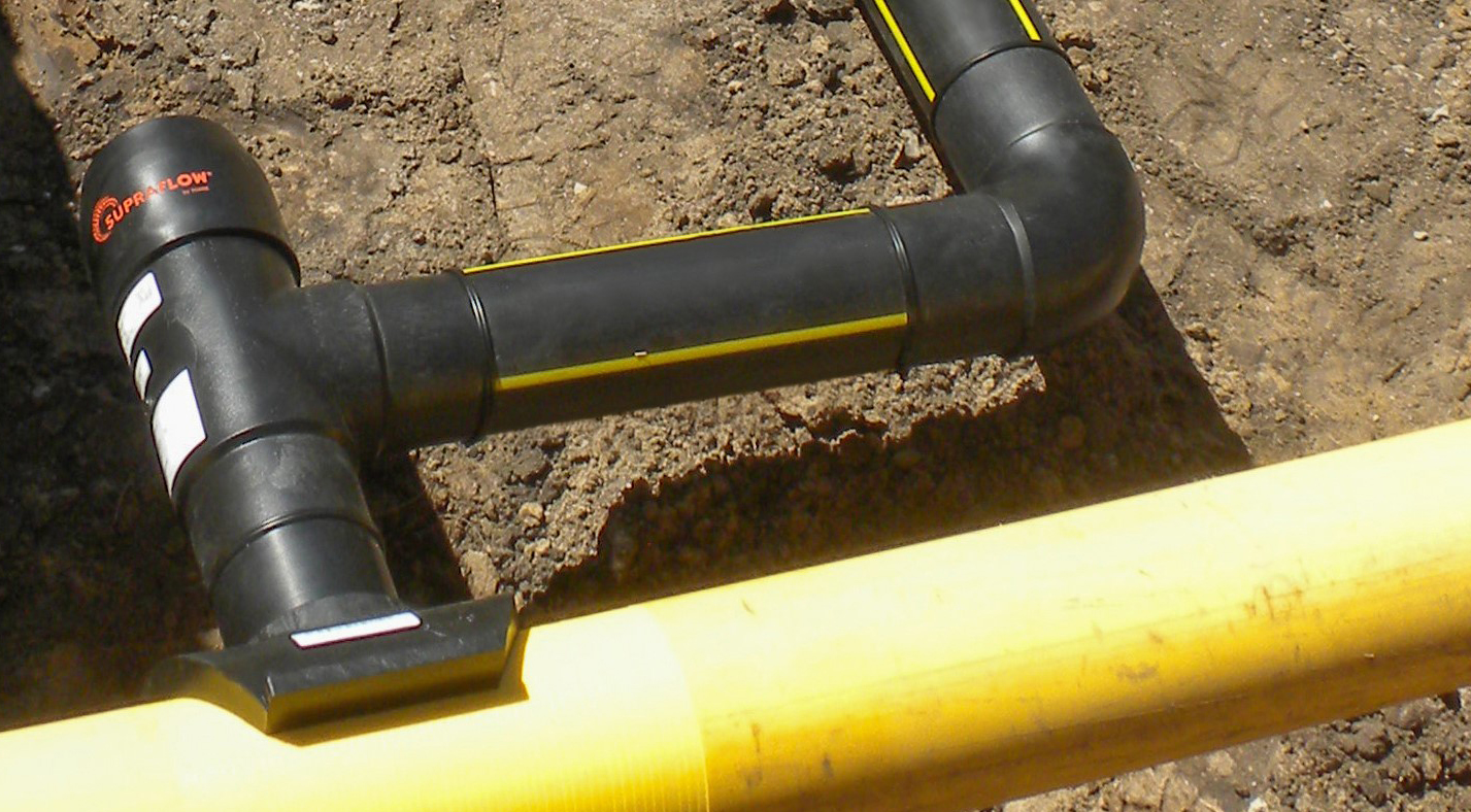 Performance Pipe becomes distributor of Grupo Torre's Supraflow™ gas pipe tap tees