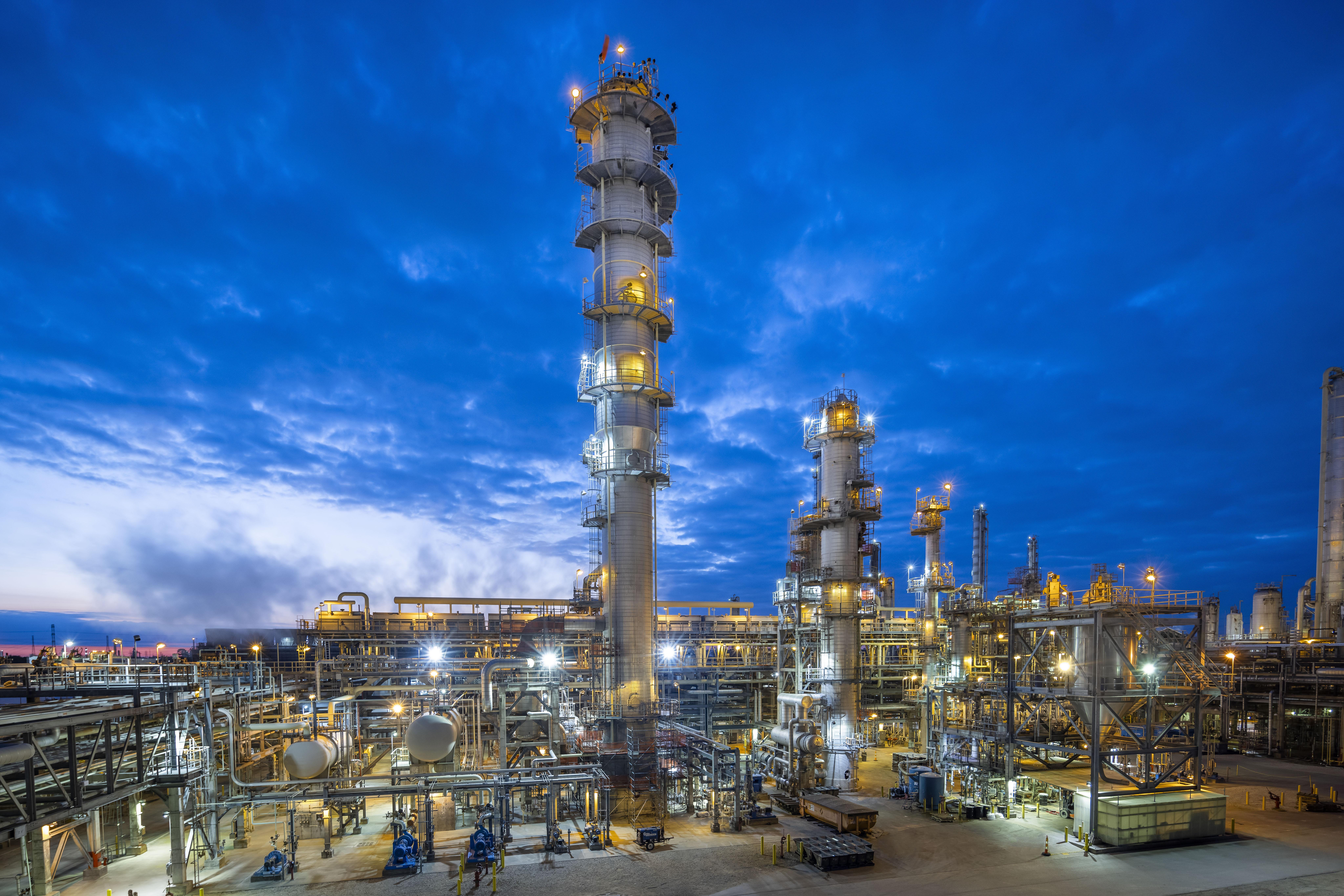 Chevron Phillips Chemical breaks ground on world-scale 1-hexene unit in Old Ocean, Texas